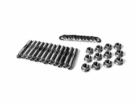 FLEECE PERFORMANCE FPE-34772  Exhaust Manifold Stud Kit - 4mm Allen Socket Head
