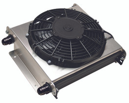 DERALE 15875 Hyper-Cool Extreme Cooler  -10AN Inlets