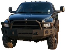"CPP ""YOU BUILD IT"" BUMPER KIT (94-02 DODGE RAM)"