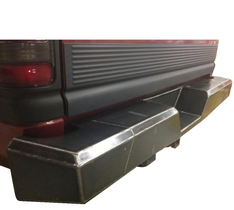 "CPP ""YOU BUILD IT"" REAR BUMPER KIT (94-02 DODGE RAM)"