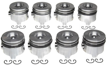 MAHLE 224-3163WR.030 PISTON WITH RINGS (.030) 1994-2003 FORD 7.3L POWERSTROKE