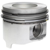 MAHLE 224-3451WR.020 PISTON WITH RINGS (.020, LEFT BANK) 2001-2005 GM 6.6L DURAMAX LB7/LLY