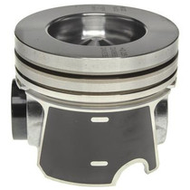 MAHLE 224-3666-0.25MM PISTON WITH RINGS (.25MM) 2008-2010 FORD 6.4L POWERSTROKE