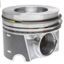 MAHLE 224-3666WR-0.50MM PISTON WITH RINGS (.50MM) 2008-2010 FORD 6.4L POWERSTROKE
