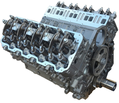 CPP 6.6 LITER LB7 DURAMAX LONG BLOCK (01-04 CHEVY)