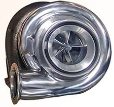 STAINLESS DIESEL, SD5B472.T6  5 BLADE S472 T-6 TURBO CHARGER