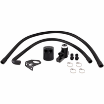MISHIMOTO MMBCC-F2D-08BE BAFFLED OIL CATCH CAN KIT, FITS FORD 6.4L POWERSTROKE 2008–2010
