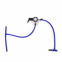 MISHIMOTO MMCFK-F2D-03BL 03-07 Ford 6.0L Powerstroke Engine Coolant Filter Kit  Blue