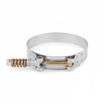 """MISHIMOTO MMCLAMP-4T STAINLESS STEEL CONSTANT TENSION T-BOLT CLAMP, 3.74"""" – 4.06"""" (95MM – 103MM)"""