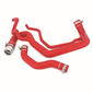 MISHIMOTO MMHOSE-CHV-06DRD SILICONE COOLANT HOSE KIT, FITS CHEVROLET/GMC 6.6L DURAMAX 2006-2010 - RED