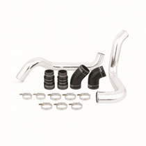MISHIMOTO MMICP-DMAX-02BK Chevrolet/GMC 6.6L Duramax FTtercooler Pipe AND Boot Kit 2002-2004.5