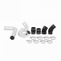 MISHIMOTO MMICP-F2D-03BK Ford 6.0L Powerstroke FTtercooler Pipe AND Boot Kit 2003-2007