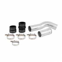 MISHIMOTO MMICP-F2D-11HBK Ford 6.7L Powerstroke Hot-Side Intercooler Pipe and Boot Kit  2011+