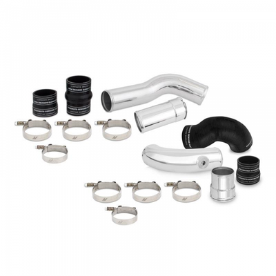 MISHIMOTO MMICP-F2D-17KBK INTERCOOLER PIPE AND BOOT KIT, FITS FORD 6.7L POWERSTROKE 2017+
