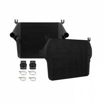 MISHIMOTO MMINT-RAM-03BK INTERCOOLER, FITS DODGE 5.9L/6.7 CUMMINS 2003-2009 - BLACK