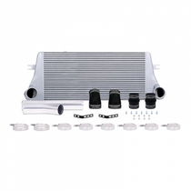 MISHIMOTO MMINT-RAM-94KSL INTERCOOLER KIT, FITS DODGE 5.9L CUMMINS 1994–2002, SILVER