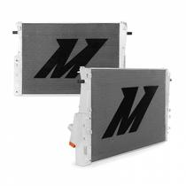 MISHIMOTO MMRAD-F2D-08V2 ALUMINUM RADIATOR, FITS FORD 6.4L POWERSTROKE 2008-2010