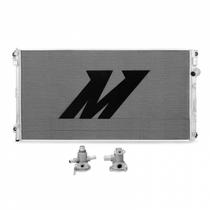 MISHIMOTO MMRAD-F2D-11S ALUMINUM SECONDARY RADIATOR, FITS FORD 6.7L POWERSTROKE 2011-2016