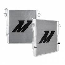 MISHIMOTO MMRAD-RAM-10 ALUMINUM RADIATOR, FITS DODGE 6.7L CUMMINS 2010–2012