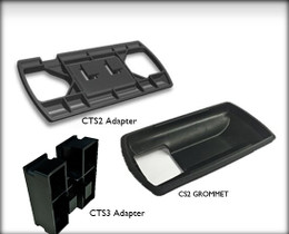 EDGE PRODUCTS 98005 CTS/CTS2 POD ADAPTER KIT with CS/CS2 GROMMET (allows CTS/CTS2 to be mounted in dash pods)