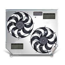 FLEX-A-LITE 105397 DIRECT-FIT DUAL ELECTRIC COOLING FANS 1999-2003 FORD 7.3L POWERSTROKE 2WD & 4WD