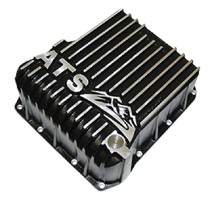 ATS DIESEL 3019004248 EXTRA DEEP TRANSMISSION PAN 2001-2018 GM 6.6L DURAMAX (EQUIPPED WITH ALLISON 1000)