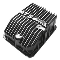 ATS DIESEL 3019003104 DEEP TRANSMISSION PAN 1994-2010 FORD 7.3L/6.0L/6.4L POWERSTROKE (EQUIPPED WITH E4OD/4R100/5R110)