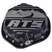 ATS DIESEL 4029156248 Protector Rear Differential Cover 14 Bolt 11.5-Inch American Axle 01+ GM 03+ Dodge