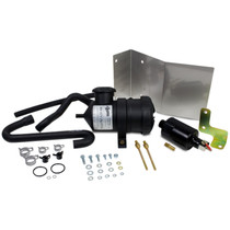 BD DIESEL 1032170 Crank Case Vent Filter Kit-1999-2003 Ford 7.3L