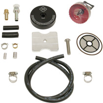 BD DIESEL 1050330 Flow-MaX Tank Sump Kit UNIVERSAL - FOR MOST DIESEL FUEL TANKS (CUTTING REQUIRED)