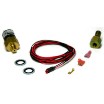 BD DIESEL 1081130 Low Fuel Pressure Alarm Kit, Red LED (98-07 24V)