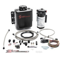 SNOW PERFORMANCE SNO-301-BRD Diesel Stage 1 Boost Cooler Water-Methanol Injection Kit (Stainless Steel Braided Line  4AN Fittings) All High HP Turbo Diesel Engines