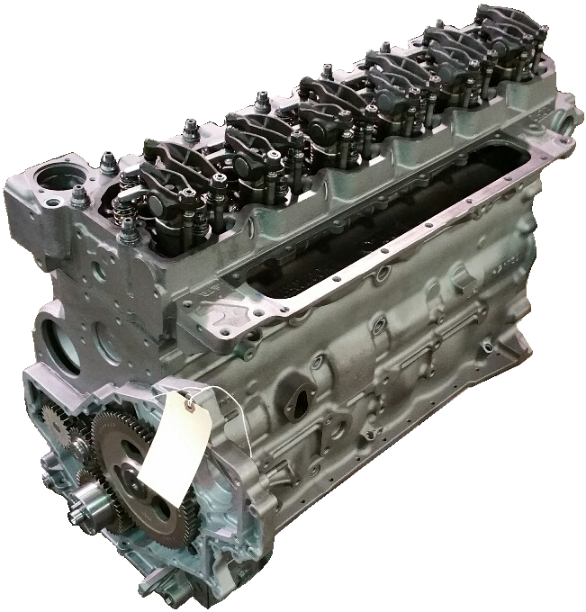 CPP CUMMINS 6 7L CRATE ENGINE (07 5-PRESENT)