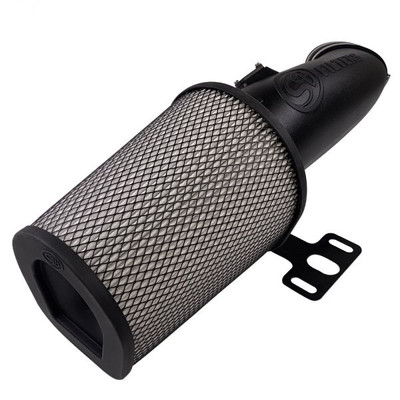 S&B FILTERS 75-6000D OPEN AIR INTAKE DRY CLEANABLE FILTER FOR 11-16 FORD F250 / F350 V8-6.7L POWERSTROKE