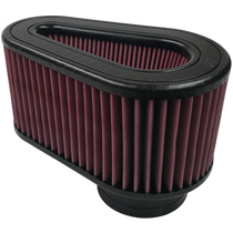 S&B FILTERS KF-1054 AIR FILTER FOR INTAKE KITS 75-5032 OILED COTTON CLEANABLE RED