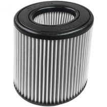 S&B FILTERS KF-1052D AIR FILTER FOR INTAKE KITS 75-5065,75-5058 DRY EXTENDABLE WHITE