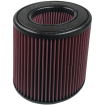 S&B FILTERS KF-1052 AIR FILTER FOR INTAKE KITS 75-5065,75-5058 OILED COTTON CLEANABLE RED