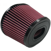 S&B FILTERS KF-1036 AIR FILTER FOR INTAKE KITS 75-5018 OILED COTTON CLEANABLE RED