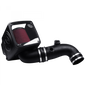 S&B FILTERS 75-5075-1 COLD AIR INTAKE FOR 11-16 CHEVROLET SILVERADO GMC SIERRA V8-6.6L LML DURAMAX COTTON CLEANABLE RED