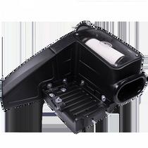 S&B FILTERS 75-5062D COLD AIR INTAKE FOR 98-03 FORD F250 F350 F450 F550 V8-7.3L POWERSTROKE DRY EXTENDABLE WHITE
