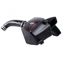 S&B FILTERS 75-5040 COLD AIR INTAKE FOR 03-08 DODGE RAM 1500 5.7L HEMI OILED COTTON CLEANABLE RED
