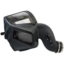 S&B FILTERS 75-5132D Ram Cold Air Intake For 19-20 Ram 2500/3500 6.7L Cummins Dry Extendable