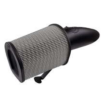 S&B FILTERS 75-6002D Open Air Intake Dry Cleanable Filter For 2020 Ford F250 / F350 V8-6.7L Powerstroke