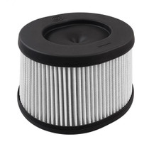 S&B FILTERS KF-1080D Air Filter Dry Extendable For Intake Kit 75-5132/75-5132D