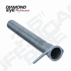 DIAMOND EYE MANUFACTURING 122003 TURBOCHARGER DOWN PIPE 1994-1997.5 FORD 7.3L POWERSTROKE F250/F350 (ALL CAB AND BED LENGTHS)