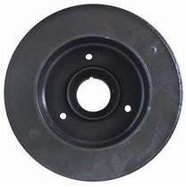 FLUIDAMPR 720211 99-03 Ford Powerstroke 7.3L External Balance Steel Black Zinc Finish O.D. 7-1/4 In. Performance Damper