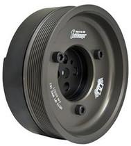 FLUIDAMPR 800221 Ford PowerStroke 6.7L Steel Black Zinc