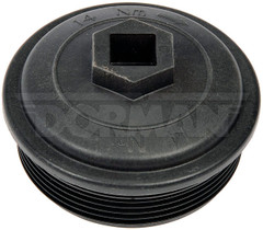 DORMAN 904-209 FUEL FILTER CAP 2003-2007 FORD 6.0L POWERSTROKE