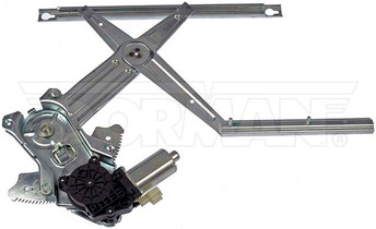 DORMAN 748-561 RIGHT SIDE REAR POWER WINDOW REGULATOR AND MOTOR 2003-2010 DODGE RAM (SEE APPLICATIONS)