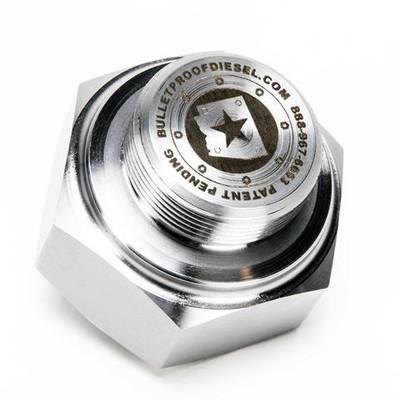 BULLET PROOF DIESEL 6502213 FAN CLUTCH ADAPTER 2003-2007 FORD 6.0L POWERSTROKE